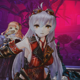 Game Review – Nights of Azure (PS4)