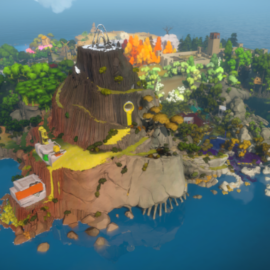 Game Review – The Witness (PS4)