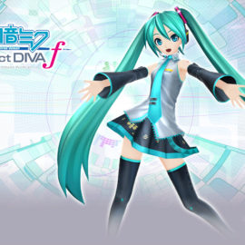 Game Review – Hatsune Miku: Project Diva F (PS3)