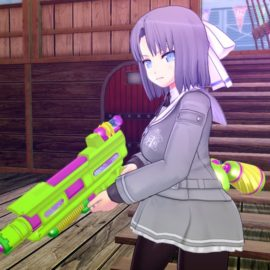 810 Cards, New Guns and Bikinis In This New Senran Kagura: Peach Beach Splash Info!