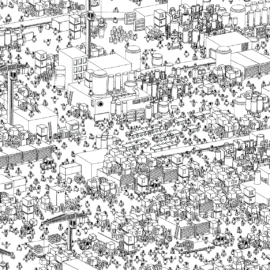 Hidden Folks Looks So Simple, But So Amazing!
