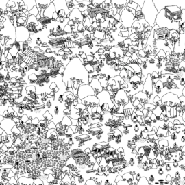 Game Review – Hidden Folks (iOS)