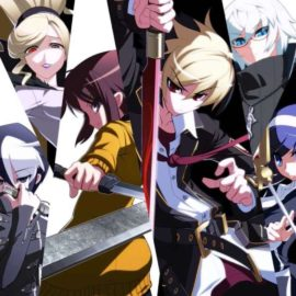 Under Night In-Birth Exe:Late[st] Opening Movie Out Now