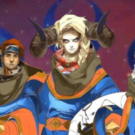Supergiant Games' Pyre Launches On July 25
