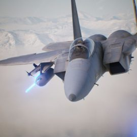 Watch 14 Minutes Of Ace Combat 7 Gameplay