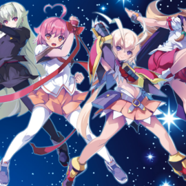 Arcana Heart 3: Love Max Six Stars Kickstarter Campaign Launches July 5