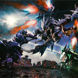 Watch 15 Minutes of Monster Hunter XX Gameplay For Switch