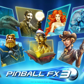 Why Didn't Anyone Tell Me Pinball FX3 Was Announced?