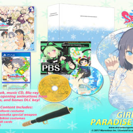 Senran Kagura: Peach Beach Splash European Collector's Editions Announced