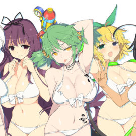Senran Kagura: Peach Beach Splash Sells 100,000 Units in Japan!