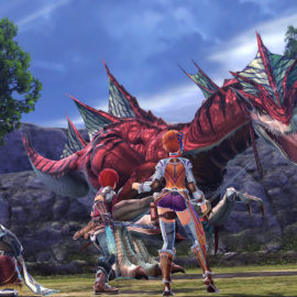 New Character Update for Ys VIII: Lacrimosa of DANA Website