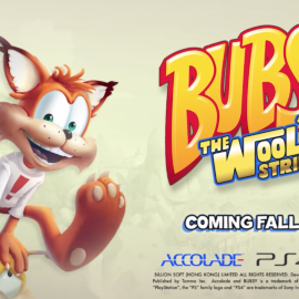 Bubsy: The Woolies Strikes Back Has Been Announced For PS4 and PC