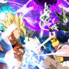 Dragon Ball Fighters Announced for PS4, XBox One and PC