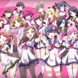 Game Review – Gal Gun: Double Peace
