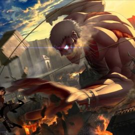 Game Review – Attack on Titan