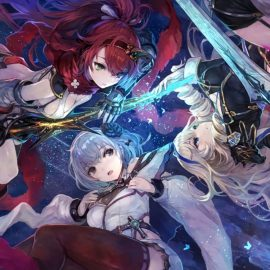 Get a Taste of Nights of Azure 2's Soundtrack in This New Trailer