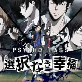 Game Review – Psycho-Pass: Mandatory Happiness