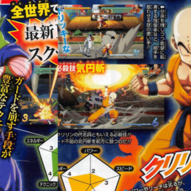Picollo and Krillin Confirmed For Dragon Ball FighterZ