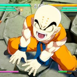 Bandai Namco Details Picollo and Krillin In Dragon Ball FighterZ