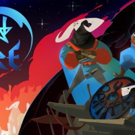 Supergiant Game's Pyre Launch Trailer Has Been Released