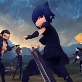 Final Fantasy XV: Pocket Edition Coming To Smartphones