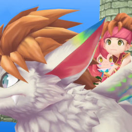 Secret of Mana is Getting a 3D Remake for PS Vita, PS4 and PC