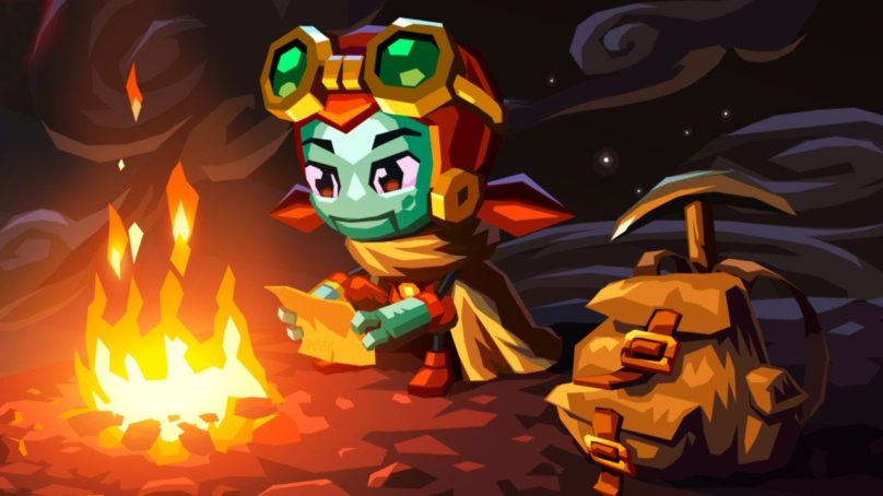 SteamWorld Dig 2 Coming to PS4 and PS Vita in September 26