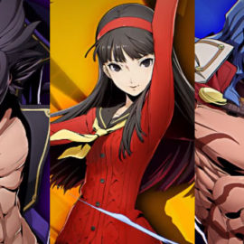 Gordeau, Azrael and Yukiko Amagi Announced For Blazblue: Cross Tag Battle
