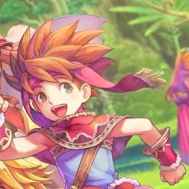 10 Minutes of Local Co-op Footage from the Secret of Mana Remake