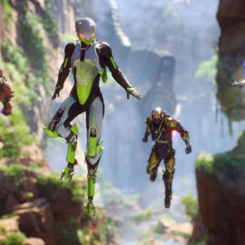Anthem Gets February 22 Launch Date and a New Trailer
