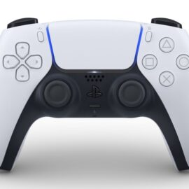 The New DualSense PlayStation 5 Controller looks like it's from the year 3000