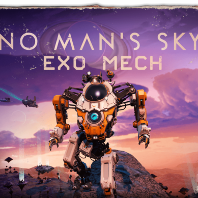 No Man's Sky Releases The Exo Mech Update