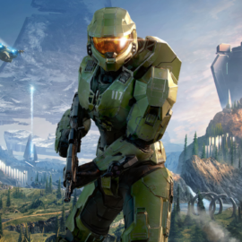 Everyone is Losing Their Minds Over Halo Infinite Box Art