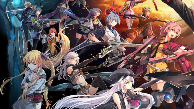 The Legend of Heroes: Trails of Cold Steel IV Launches on October 27