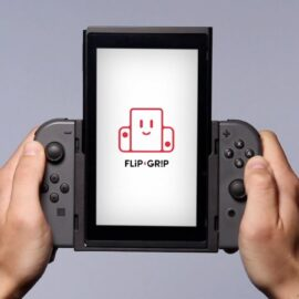 Switch Accessory – Flip Grip Review
