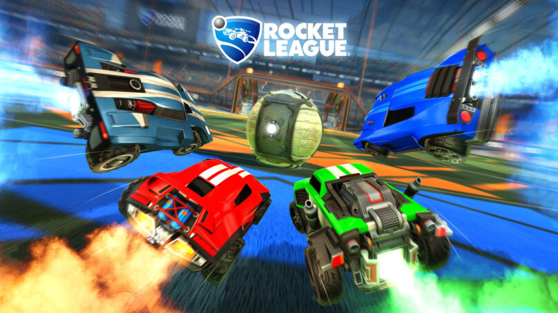 Rocket League Is Going Free-To-Play This Summer