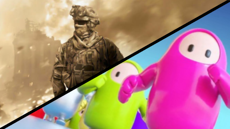 Call of Duty: Modern Warfare 2 and Fall Guys are August's PlayStation Plus Free Games