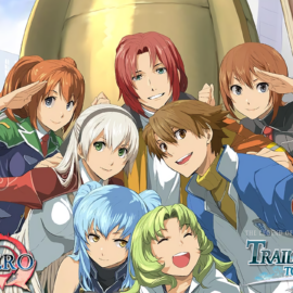 The Geofront's English Translation for The Legend of Heroes: Trails to Azure is Out Now!