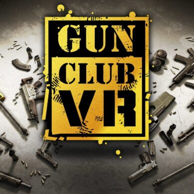 Trying Out Gun Club VR (Oculus Quest 2)